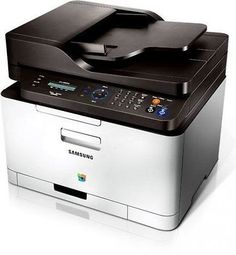 Samsung CLX-3305FN All In One Colour Multifunction Laser Printer Scanner Copier