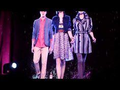 Forever21 Hologram Fashion Show