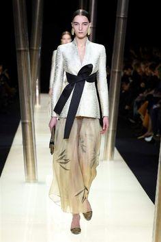 Sfilata Armani Privé - Primavera-Estate 2015 Alta Moda - Parigi - Moda - Elle