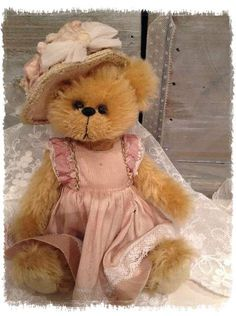Katherine by By Shaz Bears | Bear Pile