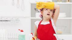 Die Kinder waschen, putzen und kochen und Mama hat mal eine Auszeit. Eine Bloggerin machte diesen Traum wahr - und schlug gleich 2 Fliegen mit einer Klappe.