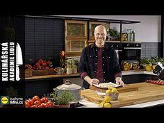 Houskové knedlíky - Roman Paulus - Kulinářská Akademie Lidlu - YouTube Lidl, Roman, Youtube, Recipes, Recipies, Ripped Recipes, Youtubers, Cooking Recipes, Youtube Movies