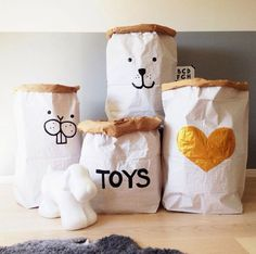Tellkiddo Brings You The Coolest Storage Bags - Petit & Small