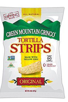 Green Mountain Gringo Tortilla Strips Original -- 8 oz - Vitacost