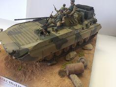 BMP-2D Afganistan