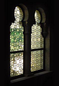 Gibbons Residence - Mediterranean - Windows - Los Angeles - by Holroyd Studios Spanish Colonial Homes, Spanish Style Homes, Spanish Revival, Spanish House, Spanish Bungalow, Leaded Glass Windows, Glass Door, Glass Art, Window Glass