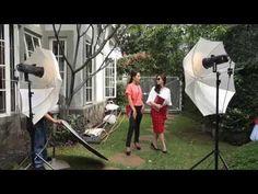 Meru photoshoot - behind the lens - sentul bogor