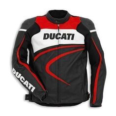 DUCATI+MOTORCYCLE+BLACK+JACKETS,+DUCATI+MOTORBIKE+JACKETS,+DUCATI+JACKETS+ Made+with+1.2-1.3+mm+Milled+100%+COW+HIDE+LEATHER+.One+of+the+key+trends+of+this+season.+The+main+thing+with+getting+this+to+work+is+the+quality+of+the+hide.+We've+used+a+cow+hide+leather+which+gives+all+the+suppleness+yo...