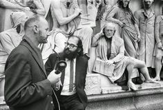 13 best literario images on pinterest literatura artworks and lawrence ferlinghetti and allen ginsberg i greet you at the beginning of a great m4hsunfo