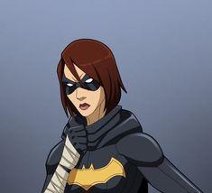 Hermosas ilustraciones de la hermosa Batgirl (Batman) - Taringa!