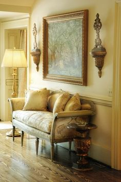 French Country D & D Design Interiors