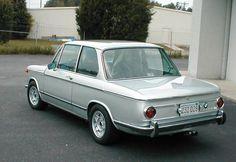 Full Korman Restoration: 1972 BMW 2002tii
