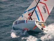 Global Ocean race - racing 40ft yachts around the world