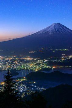 Mount Fuji - Lake Kawaguchi, Yamanashi, Japan༻神*ŦƶȠ*神༺