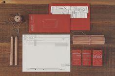 Brand Identity of Device Creative Collaborative