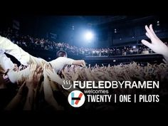 Twenty One Pilots: Signing To Fueled By Ramen. So proud of them <3 they announced this at the show I was at, April 28th :)