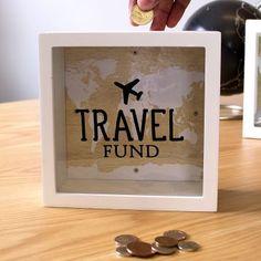 Travel Fund 'Change Box'