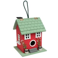 Bird Houses and Feeders from Rex London - the new name for dotcomgiftshop. Great value gifts and homeware in original designs. Summer Sale, Summer Fun, Cool Bird Houses, Green Books, Fairy Garden Houses, Gardening, In The Tree, Garden Tools, Greenery