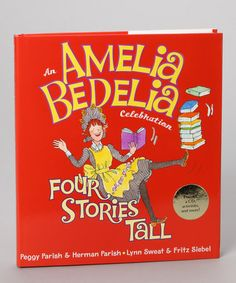 Amelia Bedelia from HarperCollins on #zulily!