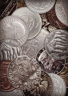 Coins from Poland | ⇆ 750| pl https://www.pinterest.com/janusz1967/rzeczpospolita-polska/