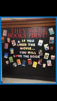 Books vs. Movie