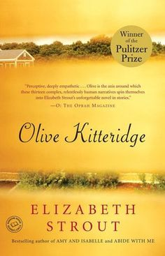 Short stories linked together about a small town and Olive Kitteridge is in most of them