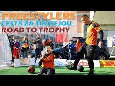 Amazing freestylers football & basketball at public event called Road to trophy (Cesta za trofejou), held in Ružomberok, Slovakia on 20.3.2015. Football freestyle, skills, basketball freestyle and juggling, freestylers against MFK Ružomberok´s Marek Sapara  Summary video : https://www.youtube.com/watch?v=FySNa...  Facebook: https://www.facebook.com/crossbarchal...  Twitter: @CrossbarBestHit (https://twitter.com/CrossbarBestHit) Pinterest: https://www.pinterest.com/crossbarbes...