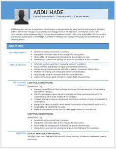 account manager resume download at http writeresume2 org account