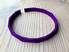 3D-printed strong, colourful & flexible plastic bracelet with geometric design. Available on http://www.etsy.com/shop/MatthiasBD
