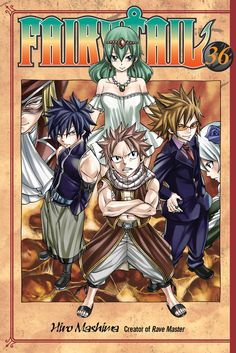 - Fairy Tail -