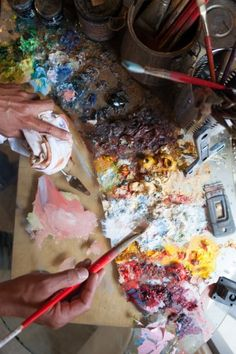 12 Rising S.F. Artists Show Us Around Their Creative Spaces