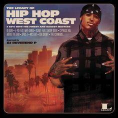 The Legacy of Hip-Hop West Coast [Sony Music] [CD]