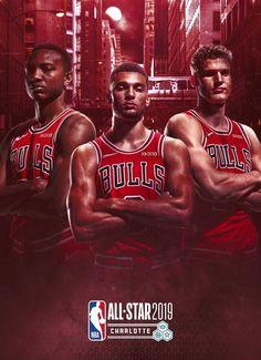 Sports Graphic Design, Basketball Design, Aesthetic Design, Nba Players, Chicago Bulls, Design Reference, Innovation Design, Photoshop, Branding