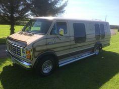 Custom 70s Van For Sale Classic 1978 Dodge Van Full