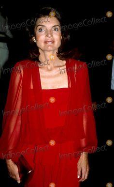 Jacqueline Kennedy Onassis 1979