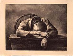Labor Day: Images From the Great Depression and the WPA - WhoWhatWhy Depression Art, Great Depression, Hans Peter Royer, Art Google, Printmaking, Joseph, Art Projects, Contemporary Art, Art Gallery