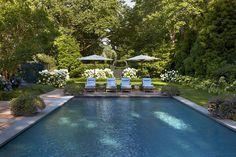 Pool Hollander Design - ▇  #Home #Outdoor #Landscape  via - Christina Khandan  on IrvineHomeBlog - Irvine, California ༺ ℭƘ ༻