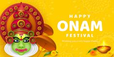 Falling on the month of Chingam in the Malayalam calendar the festival overlaps with the months August-September on the Gregorian calendar. #onam #onam2019 #onamkerala #onamfestival #Thiruvonam