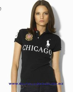 e8848a068b4a Ralph Luaren, Polo Ralph Lauren Outlet, City Shorts, Love Lauren, T Shirts  For Women, Chicago City, Polo Shirts, Pony, Skinny Fit