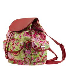 This Jazz Ruby Market Pack Convertible Backpack by HADAKI is perfect! #zulilyfinds