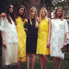MUCH ADO ABOUT FASHION: Stella McCartney Garden Party