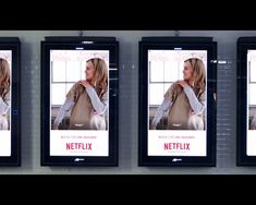 Netflix Real-Time GIF Campaign! GIFS are making a comeback, with Netflix forming over 100 GIFs to display on interactive advertising boards in Paris. GIF displays are tailored depending on current events or the weather!