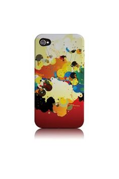 Artistic Style iPhone 4/4S Case.
