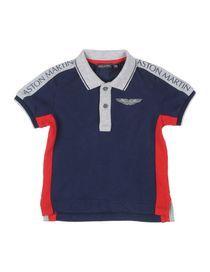 ASTON MARTIN - Polo shirt
