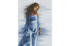 Luca-s - Lady in blue. Het plaatje zegt alles!