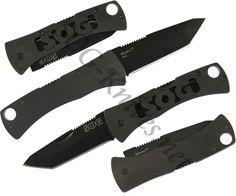 SOG Micron II Tanto Knife FF-91 - $19.01