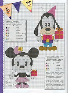 Cutie's - Goofy & Minnie