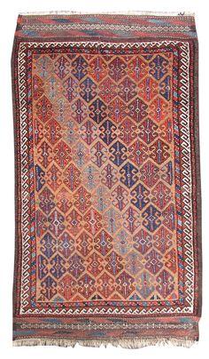 Baluch rug, c. 1900