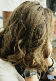passo a passo cabelo ondulado - carol celico