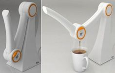 IMO Coffee maker enriches the coffee making experience